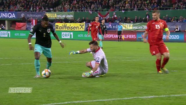 Qualifications Euro 2020: Autriche - Macédoine du Nord (2-1) [RTS]