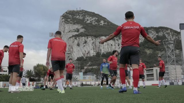 Football, Euro 2020: le foot à Gibraltar [RTS]