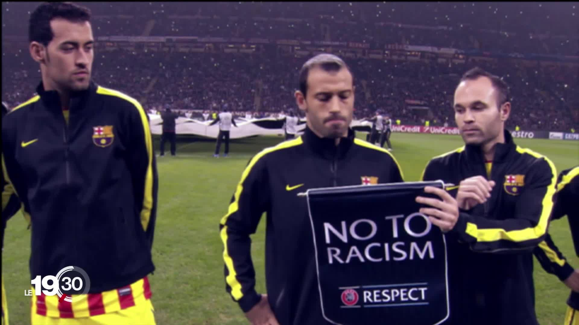 Racism continues to gangrene football matches