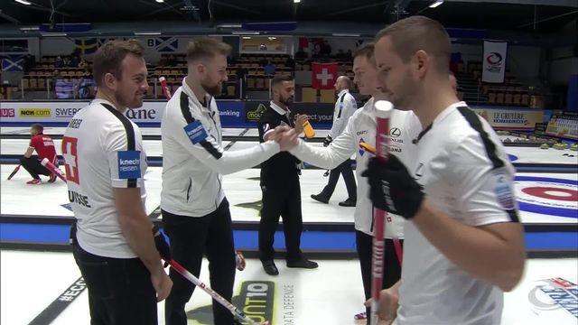 Helsinborg (SWE), Russie - Suisse messieurs (6-10): les Suisses débutent leur campagne de la meilleur manière [RTS]