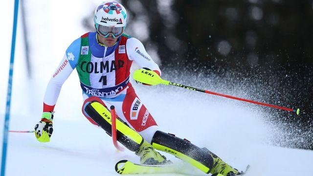 Slalom messieurs 2019-2020 [Alessandro Trovati - Keystone]