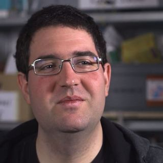 Hernani Marques - informaticien au CCC de Zurich [societe ecran media]