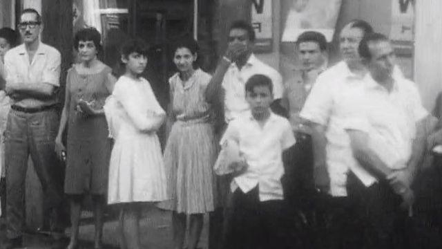 Castrisme, embargo des USA : vivre à la Havane en 1965. [RTS]