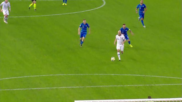 Gr.J, Grèce - Filande (2-1): le résumé du match [RTS]