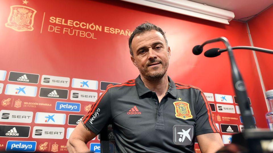 Luis Enrique avait quitté son poste de sélectionneur en juin dernier. [Jose Jordan - AFP]