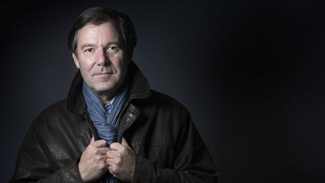 L'écrivain et journaliste français Jérôme Garcin. [Joel Saget - AFP]