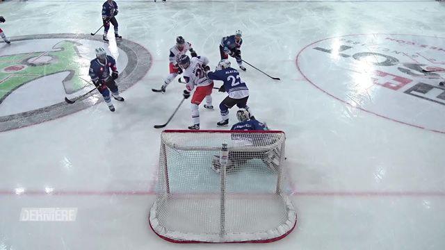 Hockey: Ligue des Champions, résumé de Zoug - Tappara (3-1) [RTS]