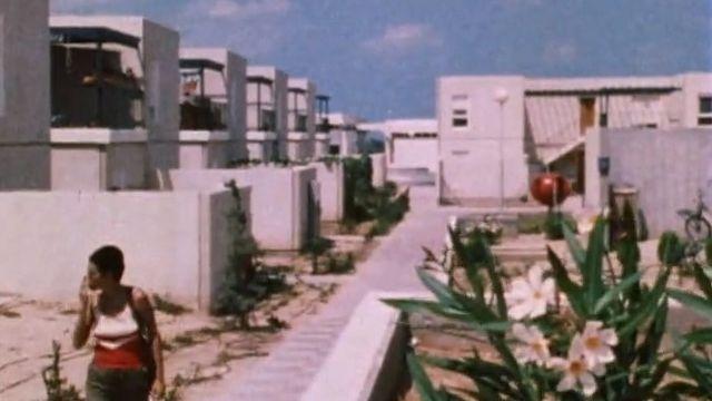 Colonie juive en Cisjordanie, 1977 [RTS]