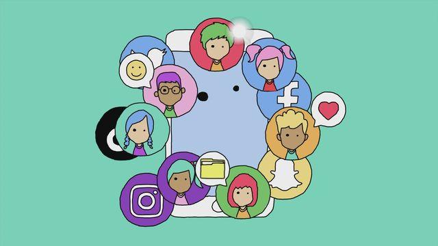 La semaine des médias 2019 - Les réseaux sociaux, c'est dangereux ? [RTS]