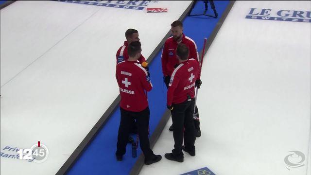 La Suisse brille aux championnats d'Europe de curling [RTS]