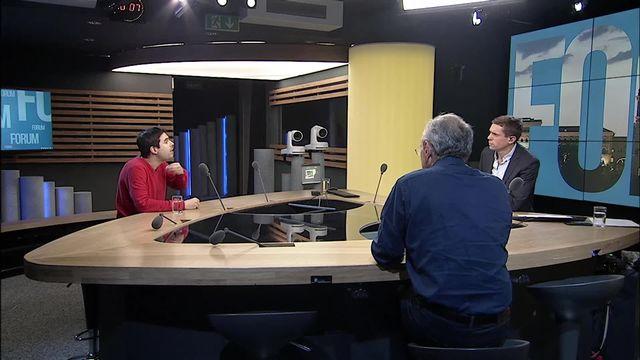 La Verte Regula Rytz annonce sa candidature pour le Conseil fédéral: débat entre Olivier Français et Samuel Bendahan [RTS]