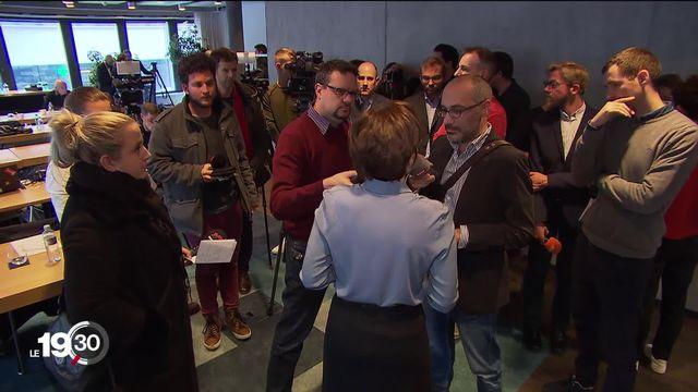 Les Verts devront passer des alliances pour faire passer leur candidate au Conseil fédéral [RTS]