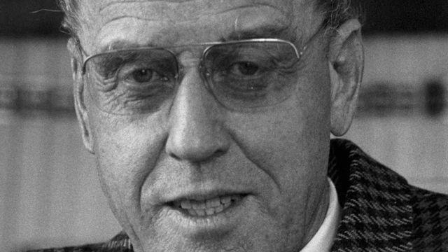 René Bacher en 1993. [Keystone]