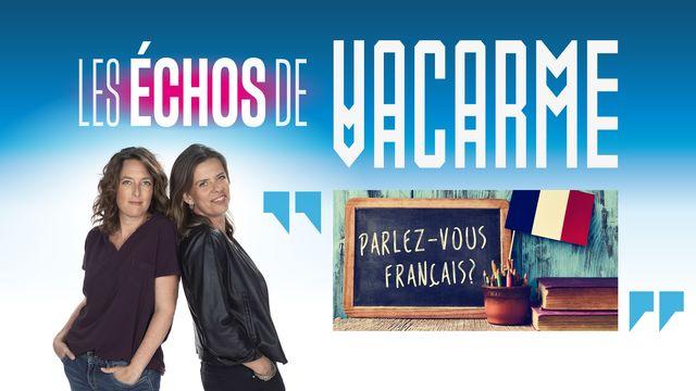 """La langue française dans """"Les échos de Vacarme"""". [nito103 - Depositphotos/RTS]"""