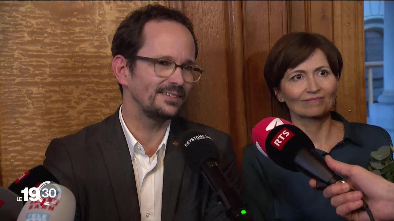 Regula Rytz sera la seule candidate des verts pour le Conseil fédéral [RTS]