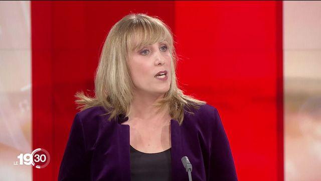 """""""Aucun hôpital n'a de directives spécifiques"""", explique Chloé Steulet [RTS]"""