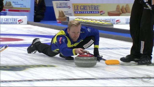 Finale, Suède - Suisse 9-3: victoire incontestable de la Suède [RTS]