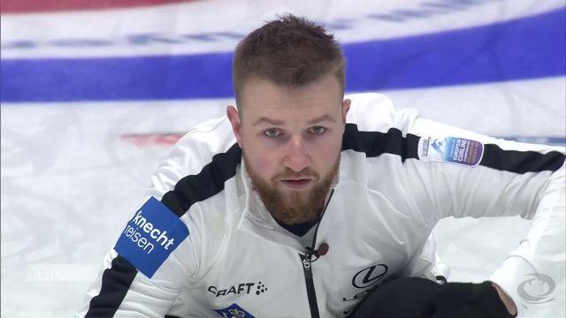 Curling, Européens: la Suisse ramène 2 médailles [RTS]