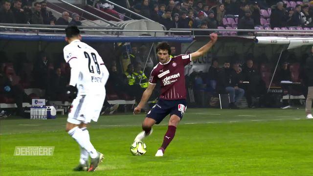 Super League, 15e j.: Servette - Bâle (2-0) [RTS]