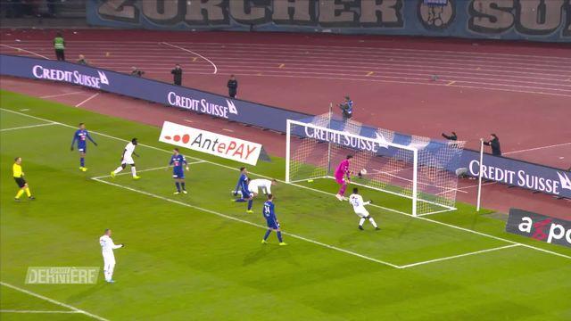 Super League, 15e j.: Zurich - Lucerne (3-0) [RTS]