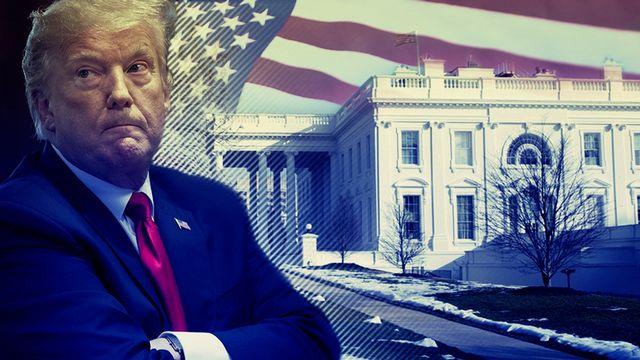 Une procédure vise à destituer Donald Trump aux Etats-Unis. [DR - RTS]