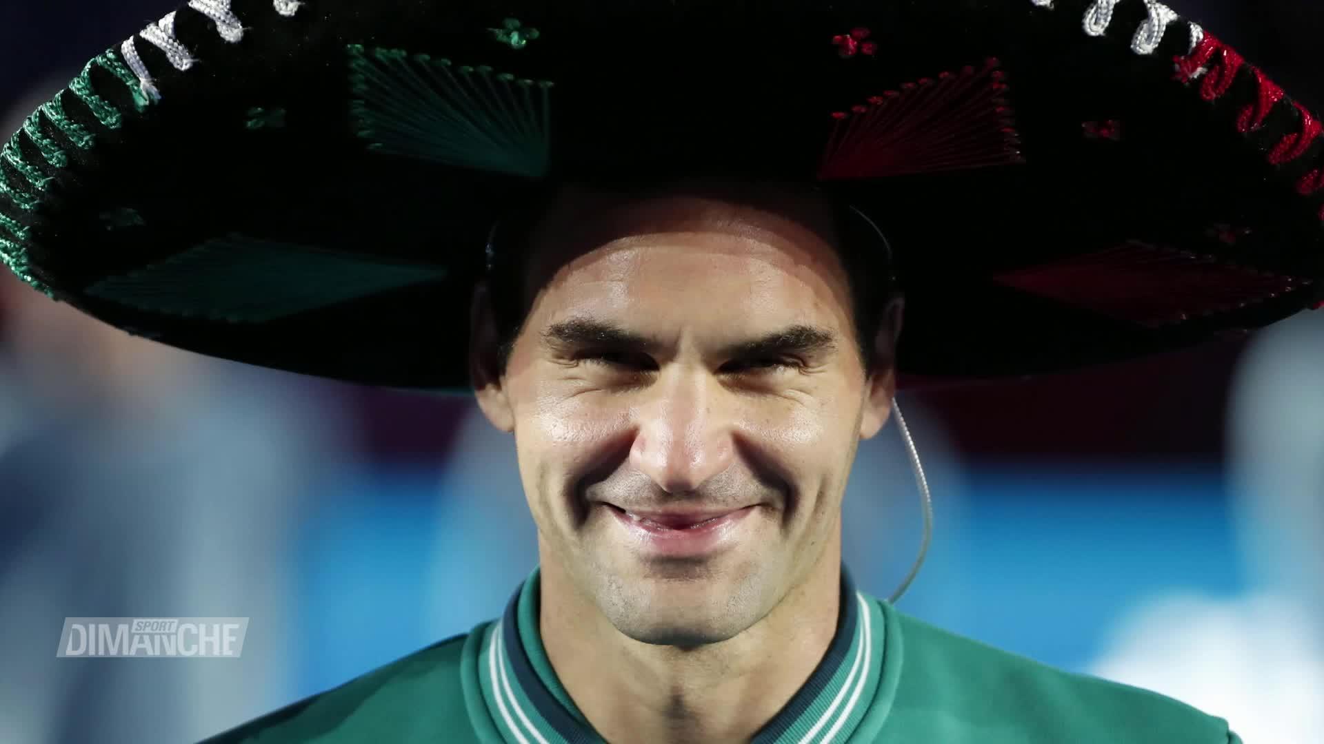 Au Mexique, Federer et Zverev battent le record d'affluence — Tennis