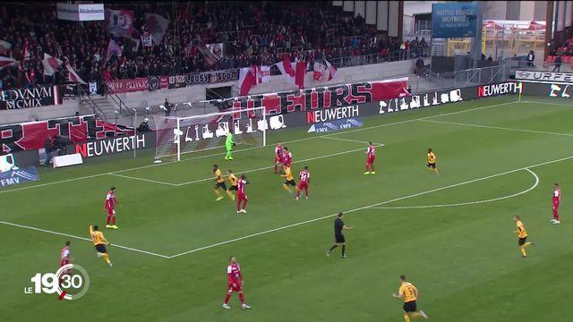 Nouvelle défaite du FC Sion face à Youg-Boys à l'issue d'un match complètement fou [RTS]
