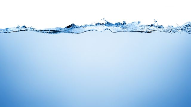 De l'eau. [robertsrob - Depositphotos]