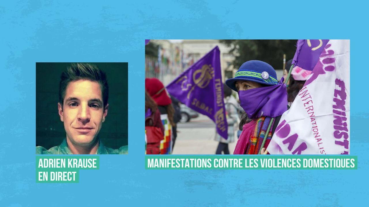 Forte hausse des cas pénaux de violence domestique à Genève, selon une étude [RTS]