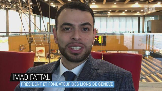Imad Fattal (président des Lions de Genève): ses 3 moments-forts [RTS]