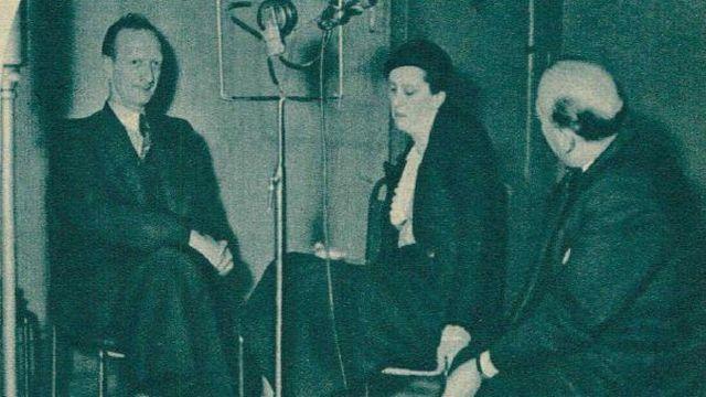 """Perret Mannerheim Suès [Photo tirée de """"Le Radio"""", SSR]"""