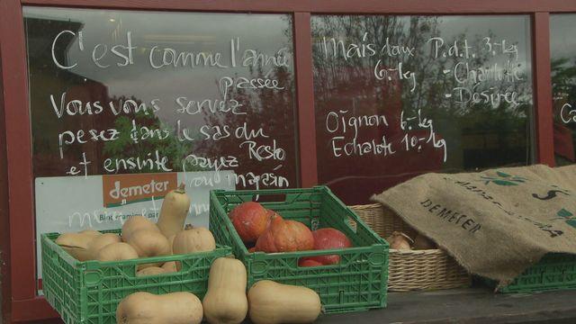 Consommer bio, vraiment bon pour la santé et pour la nature ? [RTS]