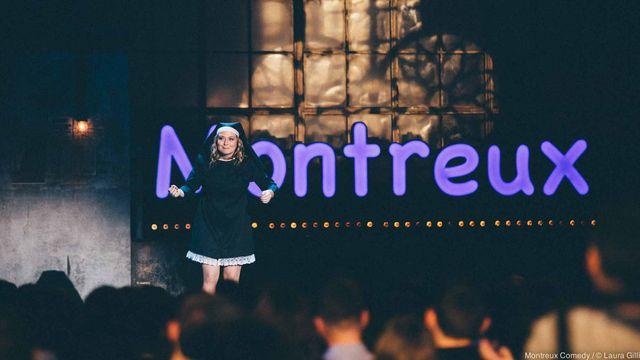 Constance. [Laura Gilli  - Montreux Comedy 2018]