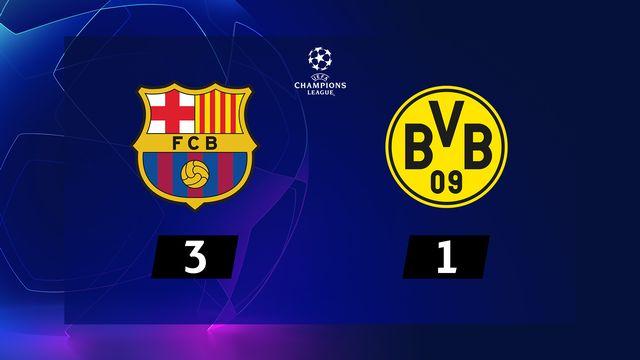Barcelone - Dortmund