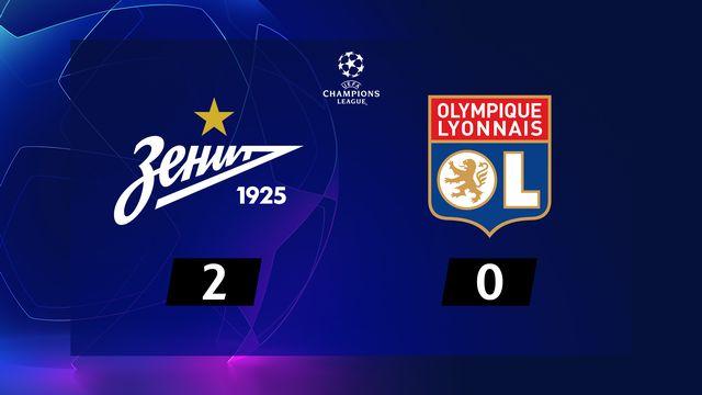 Zenit - Lyon
