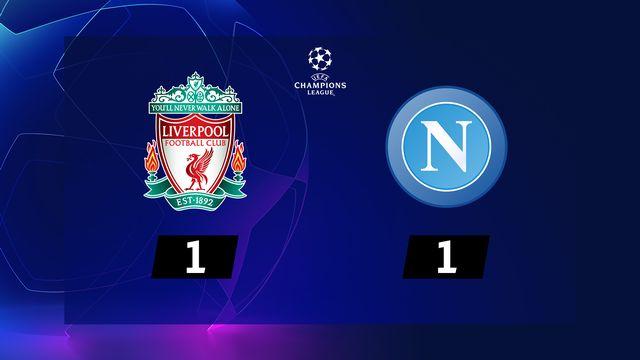 Liverpool - Naples