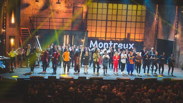 Image d'un des galas du Montreux Comedy Festival 2018. [Jonathan Picard  - Montreux Comedy Festival]