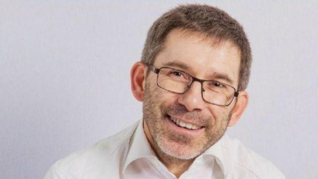 Emmanuel Fuchs, président de l'Eglise protestante de Genève. [RTS]