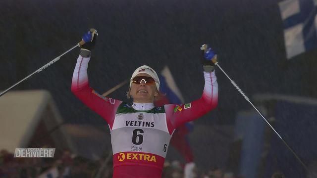 Ski de fond: ouverture de la saison à Kuusamo [RTS]