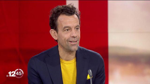 Entretien avec Grégoire Furrer, directeur et cofondateur du Montreux Comedy Festival [RTS]