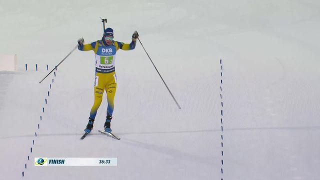 Östersund (SUE), relais mixte individuel: la Suède gagne à domicile [RTS]