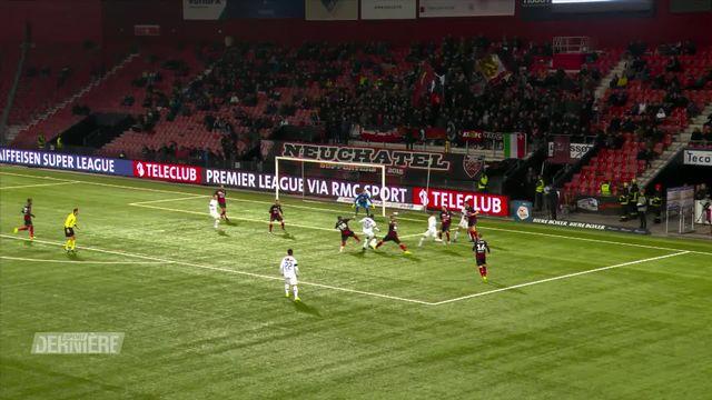 Super League : NE Xamax FCS - Zurich 0 - 1 [RTS]