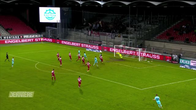 Super League : Sion -Thoune 2 - 1 [RTS]
