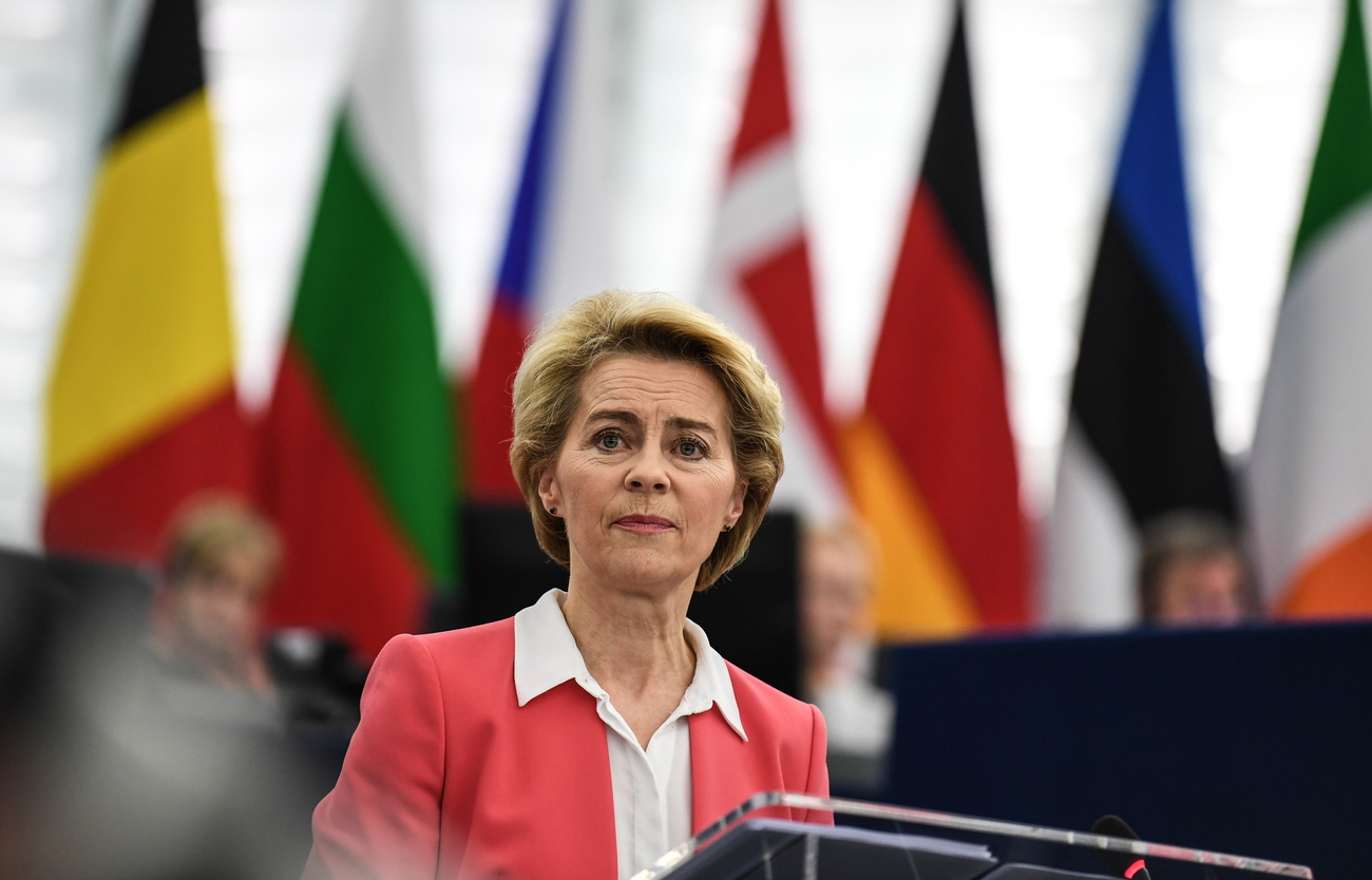 Commission von der Leyen dévoile sa méthode de travail pour l'Europe