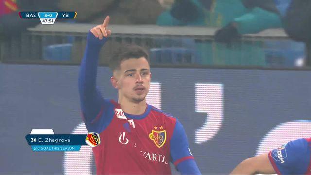 16e journée, Bâle - Young Boys (3-0): victoire nette et sans bavure des Rhénans [RTS]