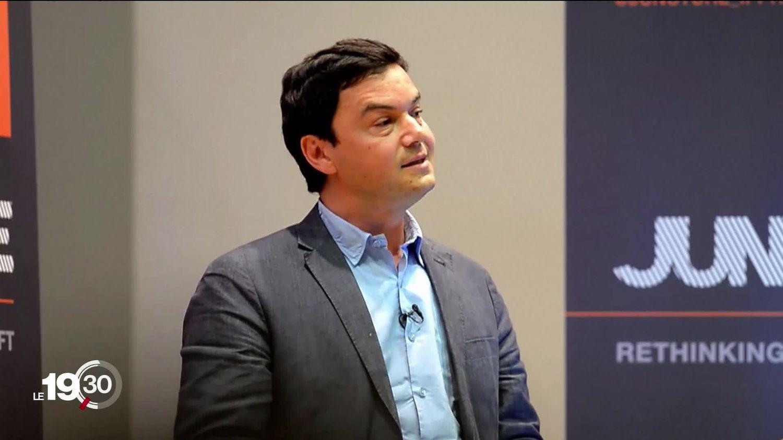 Thomas Piketty, l'économiste pourfendeur des inégalités.