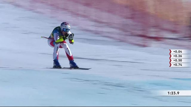 Lake Louise (CAN), Super-G messsieurs: Marco Odermatt (SUI) [RTS]