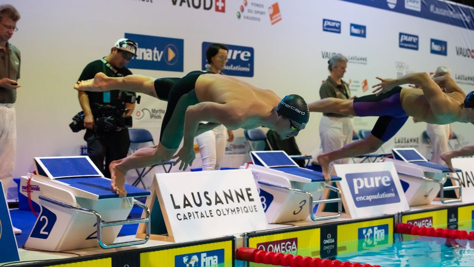 Lausanne Swimm Cup