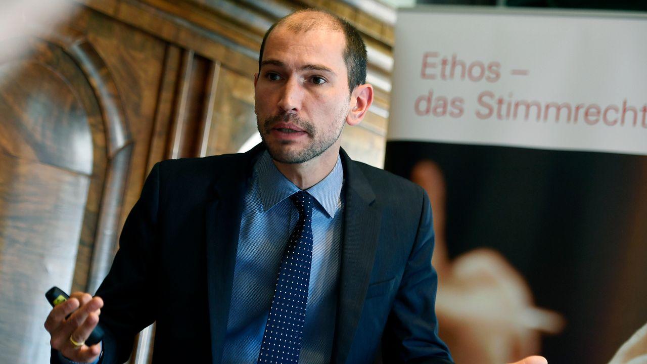 Vincent Kaufmann, directeur de la fondation Ethos. [Walter Bieri - Keystone]
