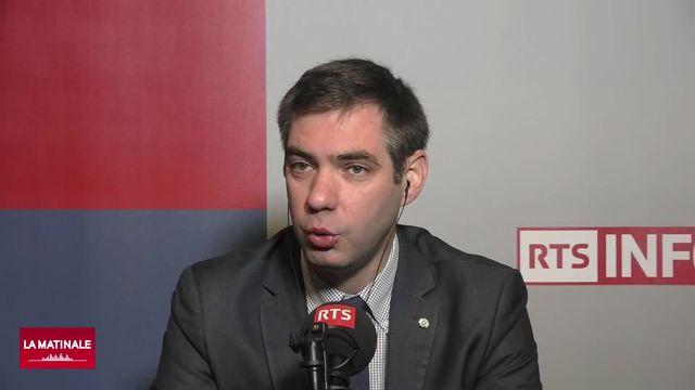 Le sommet de l'OTAN affecté par les tensions entre états membres: interview de Guillaume Lasconjarias (vidéo) [RTS]